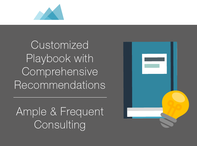 PFG offers a customized playbook with comprehensive recommendations